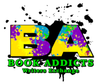 Book Addicts Merch Shop Logo